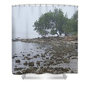 Punta Gorda Shower Curtain