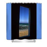 Punta Gorda - The Lost Coast Shower Curtain