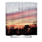 Pure Beauty Shower Curtain