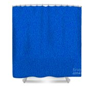 Pure Blue Bliss Abstract Inspirational Words Artwork By Omaste W Shower Curtain