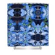 Pure For Life Shower Curtain