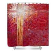 Pure Light Shower Curtain