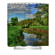 Pure Midwestern Beauty Shower Curtain