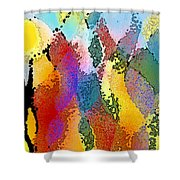Pure Wonder Shower Curtain
