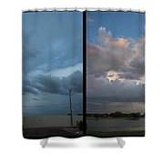 Purgatory Shower Curtain