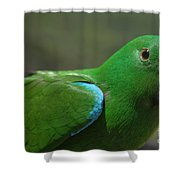 Purity Of Grace Shower Curtain