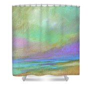 Purple Dawn Shower Curtain