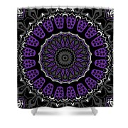 Purple Passion No. 1 Shower Curtain
