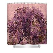 Purple Pleasures Shower Curtain