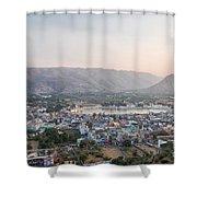 Pushkar Shower Curtain