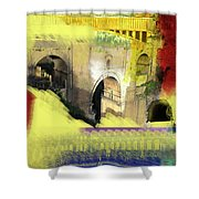 Andalucia Fever Shower Curtain