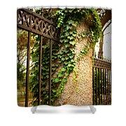 Qingdao Castle Garden Shower Curtain