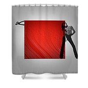 Quad Shower Curtain