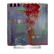 Quanta Continua Shower Curtain