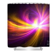 Quasi-stellar Shower Curtain