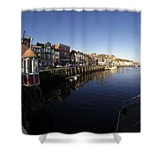 Quayside 2 Shower Curtain