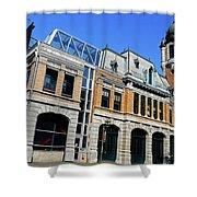Quebec City 50 Shower Curtain