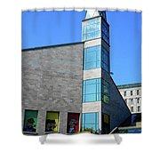 Quebec City 52 Shower Curtain