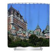 Quebec City 59 Shower Curtain