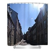 Quebeccity 2 Shower Curtain