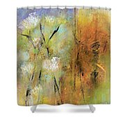 Queen Anns Lace Shower Curtain