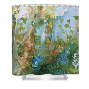 Queens Lace 2 Shower Curtain