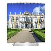 Queluz National Palace Shower Curtain