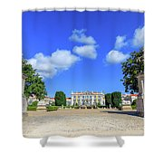 Queluz Palace Sintra Shower Curtain