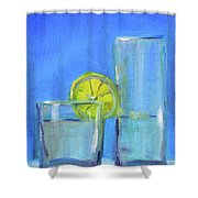 Quench Shower Curtain