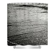 Quiet Mind Shower Curtain by Eric Christopher Jackson