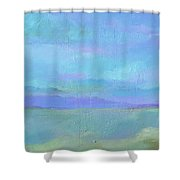 Quiet Moment Shower Curtain