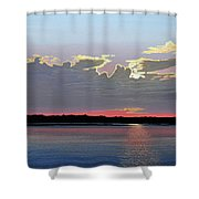 Quiet Reflection II Shower Curtain