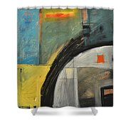 Quonset Shower Curtain