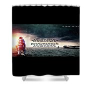 Quotes From Interstellar Shower Curtain