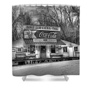 Rabbit Hash General Store Shower Curtain