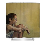 Rachel Shower Curtain