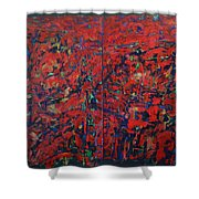 Rachmaninoff  Concerto 3 Shower Curtain