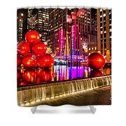 Radio City Music Hall - New York City Usa Shower Curtain