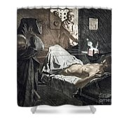 Radiologist, C1930 Shower Curtain