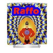 Raffo Shower Curtain