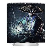 Raiden - Mortal Kombat Shower Curtain