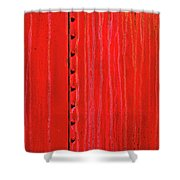 Rail Car 2 Shower Curtain