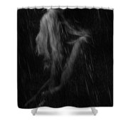 Rain And Cold Shower Curtain