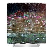 Rain Dance Shower Curtain