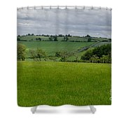 Rain Is Over. Shower Curtain