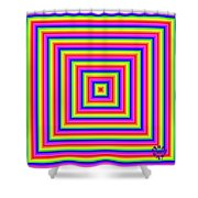 Rainbow #1 Shower Curtain