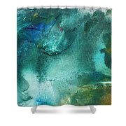 Rainbow Dreams Iv By Madart Shower Curtain