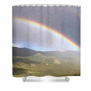 Rainbow - Id 16217-152042-2683 Shower Curtain