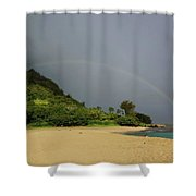 Rainbows End Shower Curtain