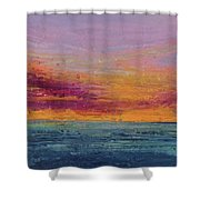 Rainbows Of Life Shower Curtain